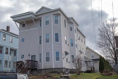 Worcester Multi Family Home Under Agreement: 11 Ericsson St