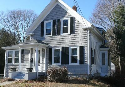 Weymouth Single Family Home For Sale: 221 Pond St