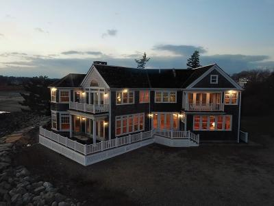 Scituate Single Family Home For Sale: 56 Peggotty Beach Rd