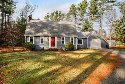 Duxbury Single Family Home For Sale: 4 Parkview Terrace