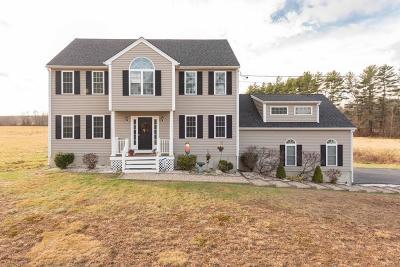 Halifax Single Family Home For Sale: 56 Fuller St