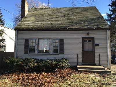 MA-Norfolk County Single Family Home Contingent: 898 East St