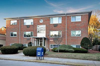 Arlington Multi Family Home Under Agreement: 1033 Massachusetts Ave