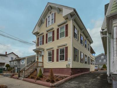 Lynn Multi Family Home Under Agreement: 75 Johnson St