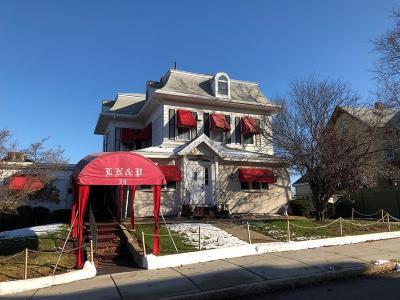 Multi Family Home For Sale: 34 Oak Street
