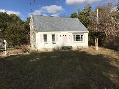 Falmouth Single Family Home For Sale: 1158 E Falmouth Hwy