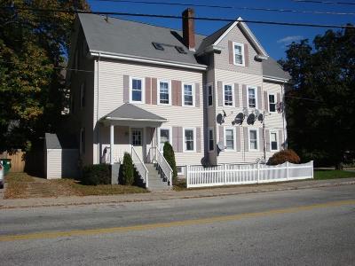 Attleboro Multi Family Home Contingent: 29 Hayward St