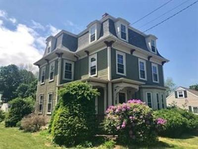 Foxboro Single Family Home For Sale: 48 Main Street