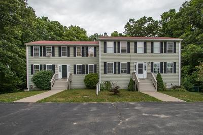 MA-Bristol County Multi Family Home For Sale: 319-321 Fairview Ave