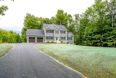 MA-Worcester County Single Family Home For Sale: Lot 1 Lighthouse Lane