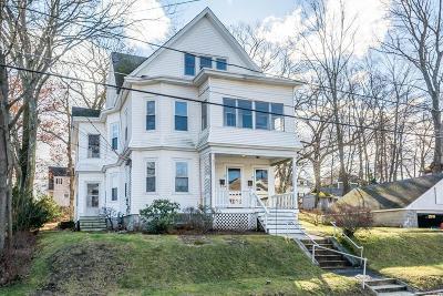 Lowell Multi Family Home For Sale: 25 Glenwood St