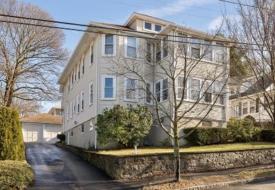 Quincy Multi Family Home Under Agreement: 138 - 140 Madison Ave