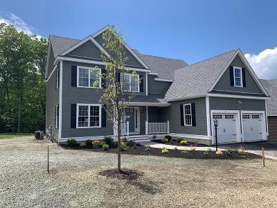 MA-Worcester County Single Family Home For Sale: Lot 47 Jordan Road