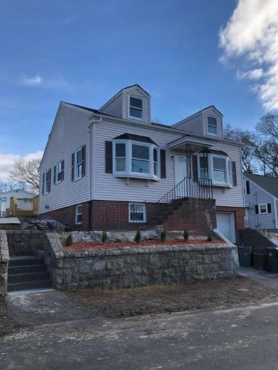 Fall River Single Family Home For Sale: 79 N Eastern Ave