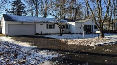 Attleboro Single Family Home Under Agreement: 35 Orr Ave