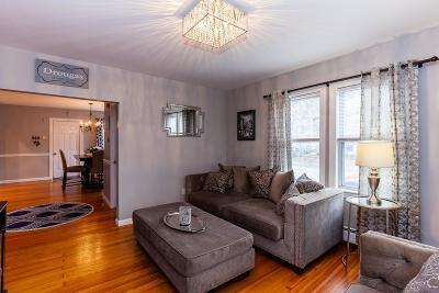 MA-Bristol County Single Family Home For Sale: 51 Pembroke Ave