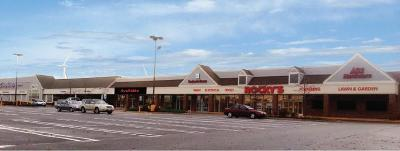 MA-Bristol County Commercial For Sale: 221 Huttleston Ave