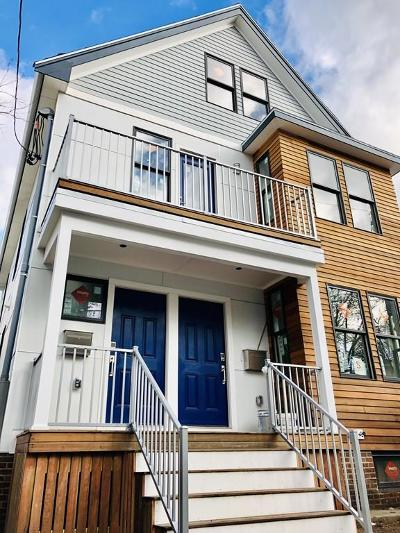 Somerville Condo/Townhouse For Sale: 37 Harrison St. #1