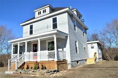 MA-Bristol County Single Family Home For Sale: 272 Main St