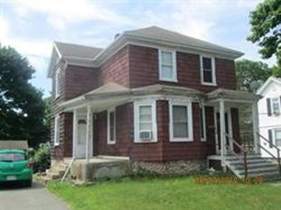 Brockton Single Family Home For Sale: 32 Frost Avenue
