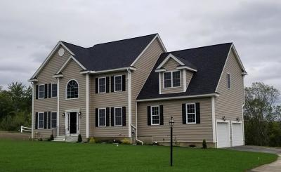 MA-Worcester County Single Family Home For Sale: 15 Longley Hill Rd