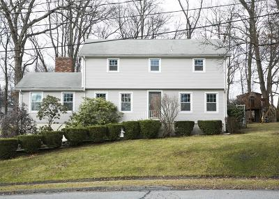 MA-Worcester County Single Family Home For Sale: 46 Hillside Dr