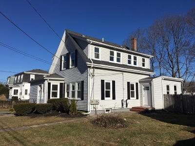 Whitman Multi Family Home For Sale: 20 Laurel Street
