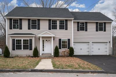 MA-Worcester County Single Family Home For Sale: 29 Drexel St