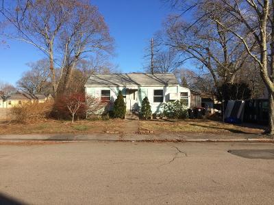 Brockton Single Family Home For Sale: 192 Ettrick Street