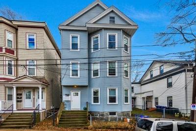 Multi Family Home For Sale: 23-25 Elm St