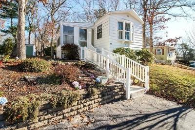 Wareham Single Family Home For Sale: 99 Holiday Drive