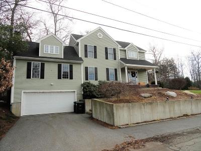Hudson Single Family Home For Sale: 5 Lake Boon Dr.