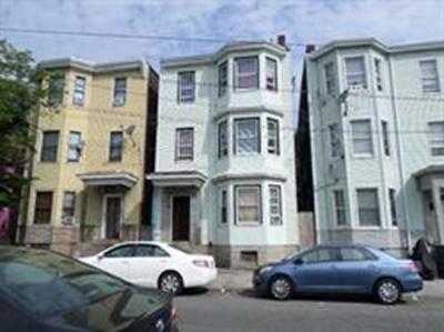 Boston MA Multi Family Home Contingent: $850,000