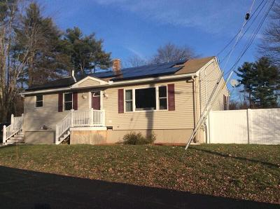 Lowell Single Family Home Contingent: 23 Linda Ln