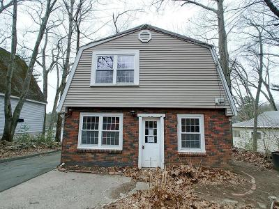 Palmer Single Family Home For Sale: 92 Beech St