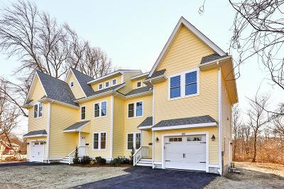 Dedham Single Family Home For Sale: 123 Eastern Avenue #123