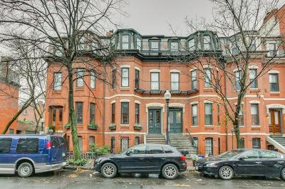Condo/Townhouse Under Agreement: 61 Chandler St #1