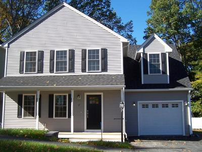 MA-Worcester County Single Family Home For Sale: 25 Paper Birch Path #68