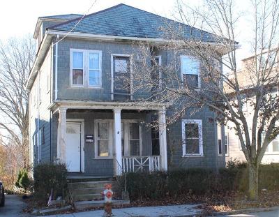 Cambridge Multi Family Home For Sale: 634 Huron