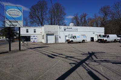 MA-Norfolk County Commercial For Sale: 224 Plymouth St
