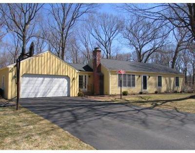 Wilbraham MA Single Family Home New: $270,000