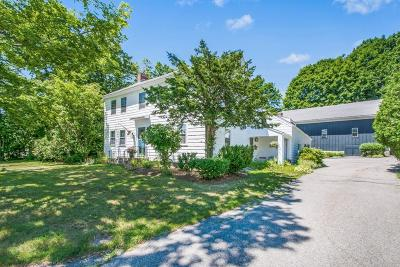 MA-Worcester County Single Family Home For Sale: 18 Sargent St