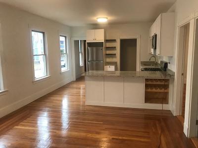 Somerville Rental For Rent: 11 Bigelow St #1