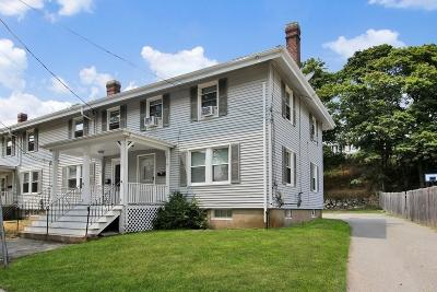 Plymouth Multi Family Home Under Agreement: 19-25 Forest Ave