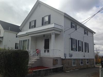 MA-Bristol County Multi Family Home New: 91 Bowen St
