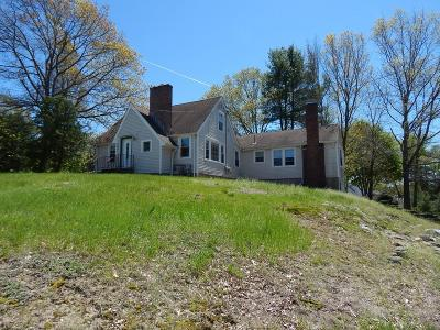 Tewksbury Single Family Home For Sale: 1689 Main St