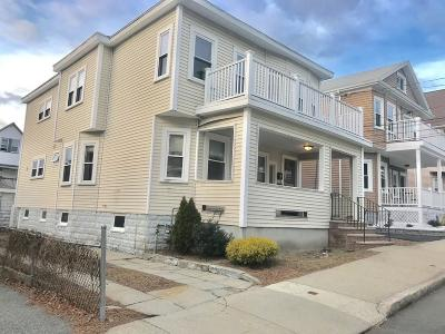 Somerville Multi Family Home Under Agreement: 8 College Hill Road