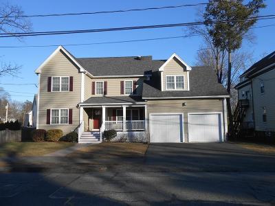 Danvers Single Family Home Price Changed: 12 Ash Street
