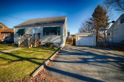 MA-Bristol County Single Family Home New: 76 Leahy Avenue