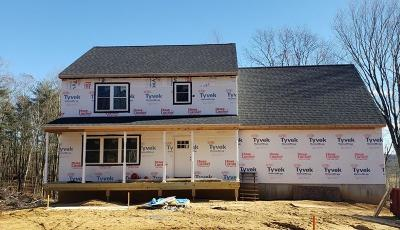 MA-Worcester County Single Family Home New: Cronin Rd #Lot 7